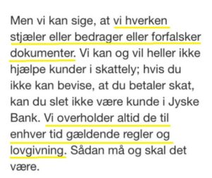 #gratis #penge #bank #jyskebank #ferie #gratisrejse #gratisparkering #gratisbil #Huslejetilskud #børnepenge #ledig #arbejde #Skat #lån #bil #superlån Vil du tjene penge på at køre med reklamer. lidt eller meget. Om du har en stor eller lille bil betyder ikke så meget. Eller vil du bare have reklame på for sjov, og hjælpe med til at Jyske Bank ser at der er kunder som faktisk gerne vil tale med Anders Dam omkring falsk lån og noget mandatsvig, og andre småting Noget bedrag som Anders blev oplyst 25 maj 2016, men valgte at lade jyske bank fortsætte med. Skriv til https://www.facebook.com/carsten.storbjergskaarup Det handler om at råbe jyske bank op. :-) Vi jagter kun sandheden Og at forsøge fortælle jyske bank at banken laver svindel mod kunder i jyske bank Og det syndes vi ikke er så godt, derfor forsøger vi at få jyske bank til at stoppe med bankens kriminelle aktiverer, og rette ind på Hæderlig Ærlig og lovlig bankforetning. :-) Hertil har vi brug for hjælp til at få skabt dialog. Dette har ikke så meget med retssagen mod jyske bank at gøre. Opslag vil stå til jyske bank vil gennemgå bilag, og de mange forhold som bedrageri mod kunder i jyskebank :-) Vil du tjene penge på at køre med reklamer. lidt eller meget. Om du har en stor eller lille bil betyder ikke så meget. Eller vil du bare have reklame på for sjov, og hjælpe med til at Jyske Bank ser at der er kunder som vil tale med dem. Skriv til https://www.facebook.com/carsten.storbjergskaarup -------------------- Vi gik ud offenligt, med første bil #reklame om. SVINDLEL BANKEN / JYSKE BANK Dette var med reklame november 2016 :-) De første var meget småt, Jyske bank regerede ikke :-) Løbende fik bilen mere og mere reklame på, flere rullende reklamer om den bedrageriske jyske bank kom ud i trafikken. Jyske bank var og forblev tavse :-) Vil du hjælpe med at få budskabet ud, del og eller hjælp få en banner på bilen. Med Tavshed samtykker jyske bank, at jyske bank er taget i bedrageri af bankens kunder. :-) :-) Retssage