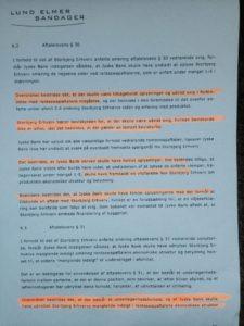 Jyske Bank benægter SWIG og Bedrageri i ny sag, hvor der er lavet efterforskning